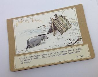 Winnie The Pooh Storybook Greeting Cards