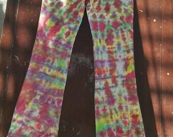 Tie Dye Yoga Pants Women's Size 2XL
