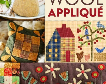 Pattern Book: Sweet & Simple Wool Applique