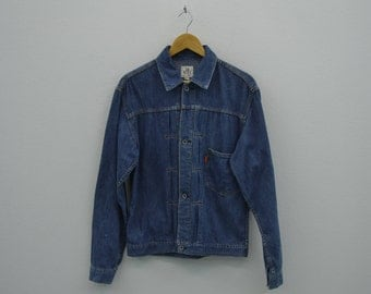 Johnbull Jacket Johnbull Denim Jacket Johnbull Casual Trucker Jacket Womens Size L