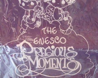 Enesco Precious Moments Collectors' Club Tote Bag 1992 Collectible