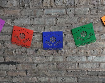 All Occasions Papel Picado Banner - Party Banner