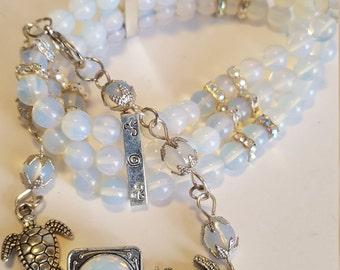 Opalite stone bracelets