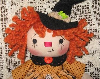 Halloween Raggedy Ann/Annie
