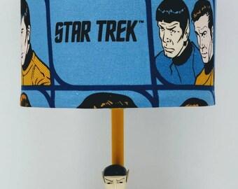 Star Trek lamp