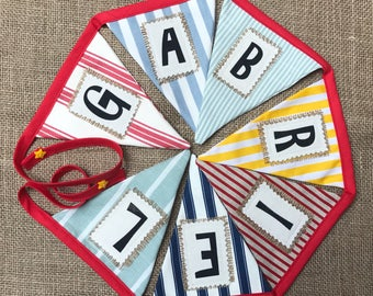 Personalised bunting for all occasions - Happy Birthday bunting, Wedding bunting, 1st birthday bunting - Party decorations, personalized