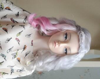 8~9 inch BJD wig