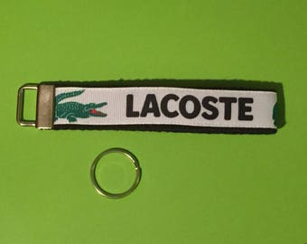 "Lacos te keychain wristlet 3"" or 6"""