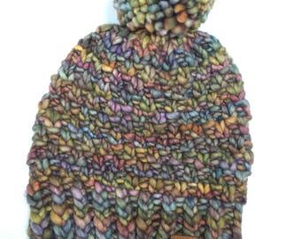 Knit Winter Hat