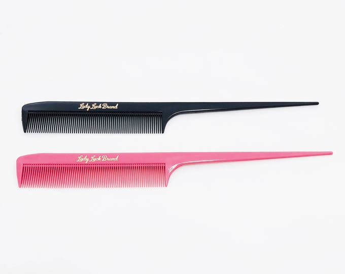 Lady Luck Brand Deluxe Tail Comb