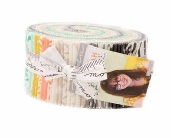 SALE!! Jelly Roll Savannah by Gingiber for Moda- 40 Fabrics