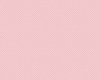 1 Yard Kisses by Doodlebug Design Inc. for Riley Blake Designs - 210 Baby Pink