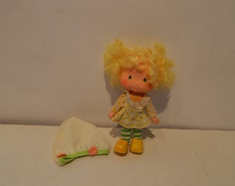 Vintage Strawberry Shortcake Doll Lemon Meringue Kenner 1980 RESERVED FOR JODIE