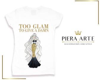 Stylish Fashion T shirt - White Trendy tshirt for bloggers -Designer T-shirt - But first, coffee