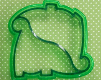 Collectable Plastic Dinosaur Sandwich Cutter