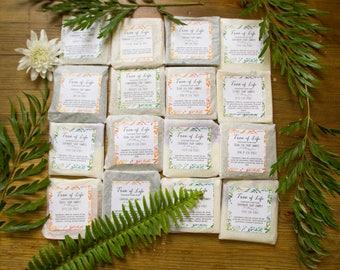 Soap ends sample pack
