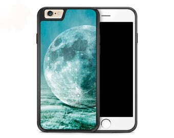 Moon Case for iPhone 7 iPhone 7 Plus iPhone 6s iPhone 6s Plus iPhone 6 iPhone 6 Plus iPhone SE iPhone 5s iPhone 5c iPhone 5 iPhone 4s