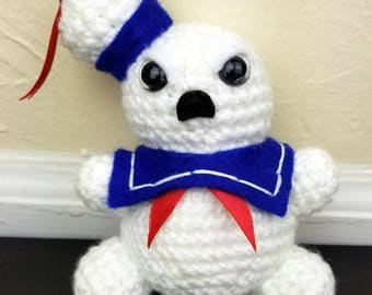 Mini Angry Stay Puft Marshmallow Man