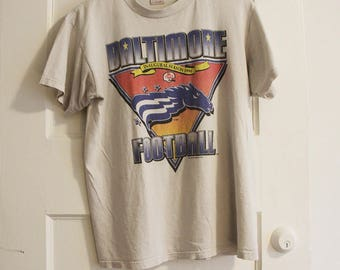 Baltimore Stallions 1994 T-Shirt