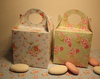 Containing sweets shabby chic or bucolic