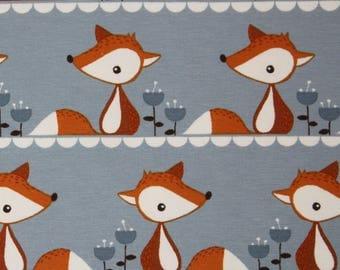 Organic Jersey: Little Fox