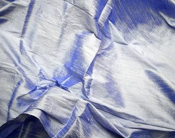 Iridescent dupioni silk fabric by Yard Lilac Lavender dupion silk fabric for wedding bridesmaid prom dresses indian raw silk dupioni silk