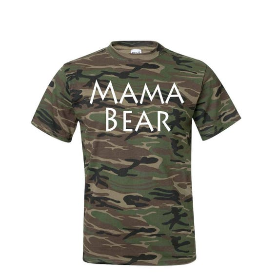 Mama Bear Shirt Gift for Mom Gift for Wife Mothers Day Gift Gift for Her Mama Bear Mom Shirts Mommy and Me Outfit Mom Shirt Mom Gifts
