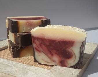 Cranberry Delight Soap