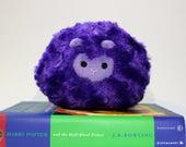 Purple Pygmy Puff Plush