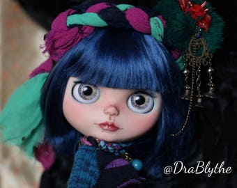 Custom Blythe Dolls For Sale by Zingara OOAK, Custom blythe (fake) by @DraBlythe (layaway is wellcome)