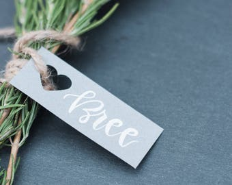 Hole Hearted Kraft Gift Tag, Heart Gift Tag, Gift Tag, Wedding Gift Tag, Rustic Gift Tag, Love Tag