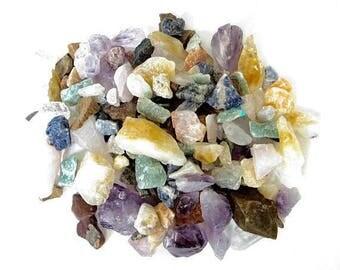 Bulk Crystal Blend-Assorted Crystals Mix-Crystals Bulk-Rough Stones-Crystals-Pyrite-Naturals Stones-Natural Rocks-Natural Minerals-Calcite