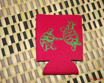 Grateful Dead Coozie. Dancing Turtles Coozie. Terrapin Station Coozie