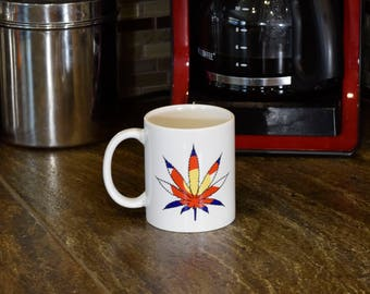 Colorado Weed Coffee Mugs - Different Styles