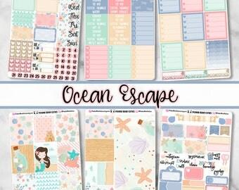 Ocean Escape Vertical Kit