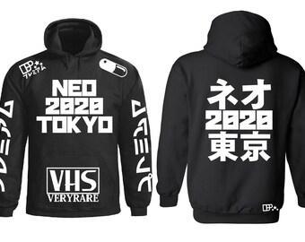 Neo Tokyo Hoodie