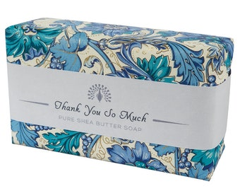 Thank You Gift Shea Butter Pure Indulgence Soaps Bath Soap-200g- Ideal Gift For -Mom- Her- Friend -or Just For You