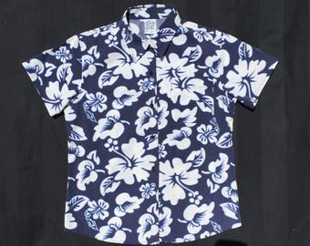 Early 90's Rip Curl 'Hawaiian' Shirt