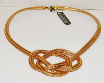 """Sterling Silver Made In Italy 4mm Wide X 18"""" Necklace."""