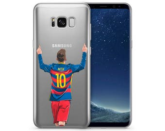 Lionel Messi Case For Samsung S8 Plus Case For Samsung Galaxy S8 Case For Samsung S7 Protective Clear Case For Samsung S8 Clear Case