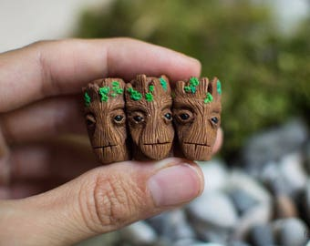 I am Groot! Beads Groot!
