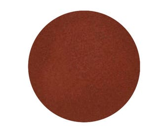 Gulf Coast,  Red Brown,  26 mm pressed matte, highly pigmented and so creamy