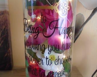 Wine bottle Light, Bottle Lamp, Night Light, Mood Light, Light Gift, Table light, Birthday, Christmas, Bottle Gift