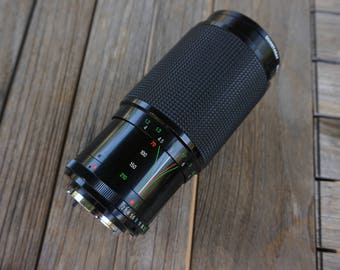 Vivitar Komine 62 mm 70-210 1:28-4.0 Minolta Zoom Lens