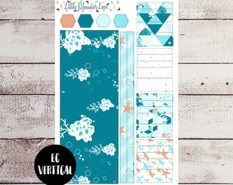 Ocean of Fun Bottom Washi and Washi Strip Stickers for EC Vertical