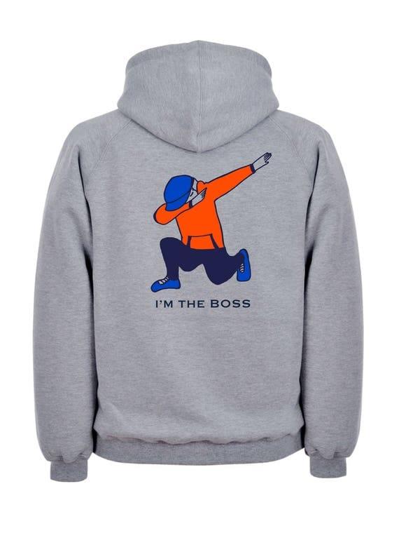 BOY/MAN hoodie DAB