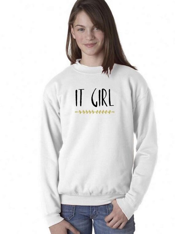 Girl sweater IT GIRL