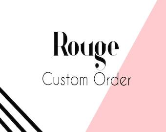 Custom costume deposit, custom dance costume, custom dance costume with swarovski stones, custom competition dance costume