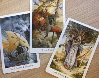 2018 New Year's Tarot & Oracle Reading