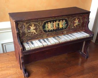 Antique Schoenhut Piano